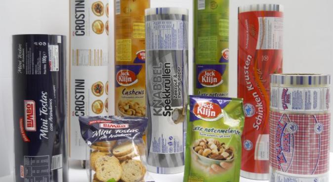 soorten verpakking aangeboden door een verpakkingsbedrijf